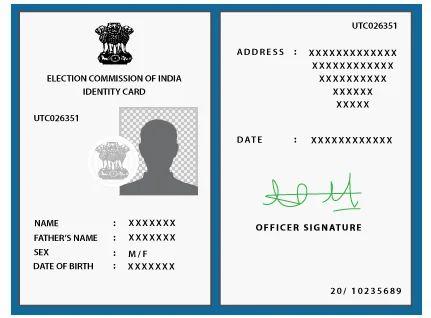 Voting Card Service In Vadgoan Sheri Pune Id 19189277448