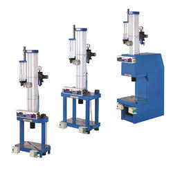 Hydroneumatic Press Machine Shifting
