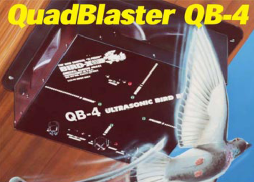 Bird X Quad Blaster QB4 - View Specifications & Details of