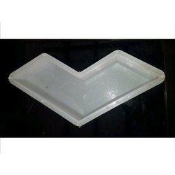 V Shape Plastic Paver Block Mould
