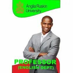 Professor ID Card