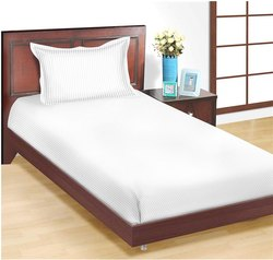 Linen Single Bed Sheet