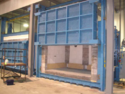 Top Heated Galvanizing Furnace