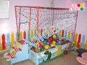 Wooden Ball Pool for School