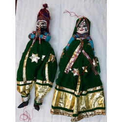 Rajasthani Indian Puppet