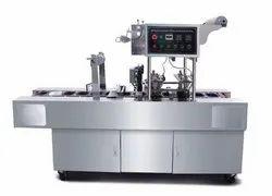Food Tray Sealing Machine / Bakery, Biscuits Tray Sealing Machine
