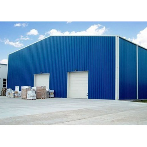 Light Industrial Construction Cost Per Square Foot: Prefabicated Factory Shed Manufacturer From
