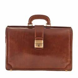Black & Tan Executive Briefcase