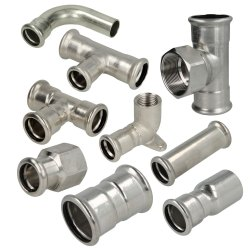 Press Fittings M Type
