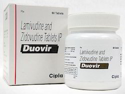 Duovir (Zidovudine /Lamivudine) Medicines