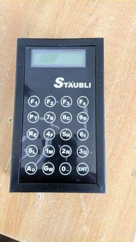 Staubli 1859-II Pocket Terminal
