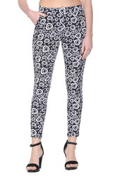 Women's/Girls Micro Roma Jeggings
