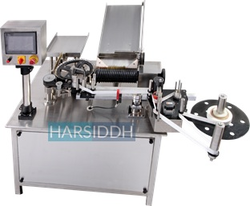 Harsiddh Rotary Ampoule Sticker Labeling Machine, HASL, Capacity: 300
