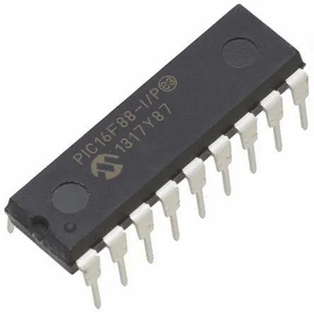 PIC16F88-I/P Microcontrollers
