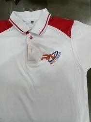 Unisex Company Logo T Shirt