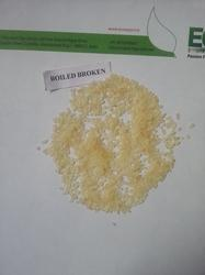 100% Broken IR64 Parboiled Rice