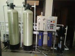 Hydroflux Industrial RO Plant