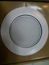 Polycarbonate Round Panel Light, Model Name/Number: Ceiling Secure, for Indoor