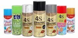 4S Lemon-432 Aerosol Spray Paint
