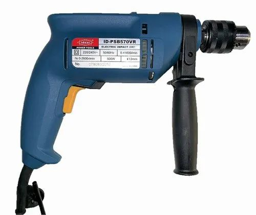 13 Mm And 18mm IDEAL IMPACT DRILL, Model Name/Number: Id 16vrh ...