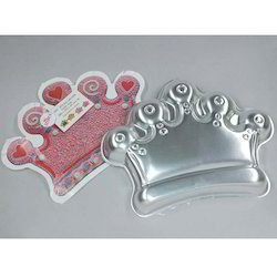 Crown Cake Pans