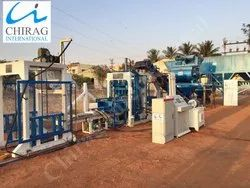 Chirag Automatic Concrete Paver Block  Machine