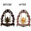 Gold And Copper Antique Plating