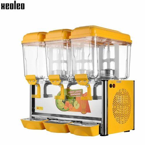 Stainless Steel Fruit Juice Dispenser Machine Rs 10000 Piece Id