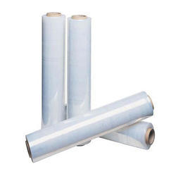 White PP Wrapping Roll