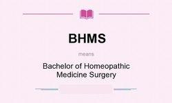 BHMS Admission