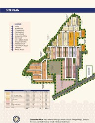 Central Town Zirakpur Plots, Duplex, Kothi