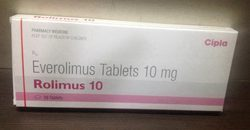 ROLIMUS 10MG (EVEROLIMUS) TABLET