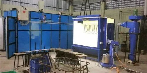 Industrial Ovens & Powder Coating Equipments | Manufacturer from Thane