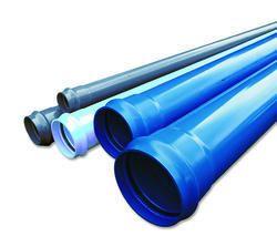 Prasad Plast Blue Plastic Pipes, Size/Diameter: 4 Inch
