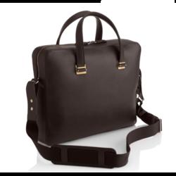 定制品牌定制颜色经典设计皮革笔记本电脑包,尺寸:定制尺寸