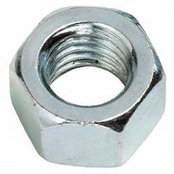 Hexagonal SS Hex Nut, Packaging Type: Packet, Size: m3 - m100 mm
