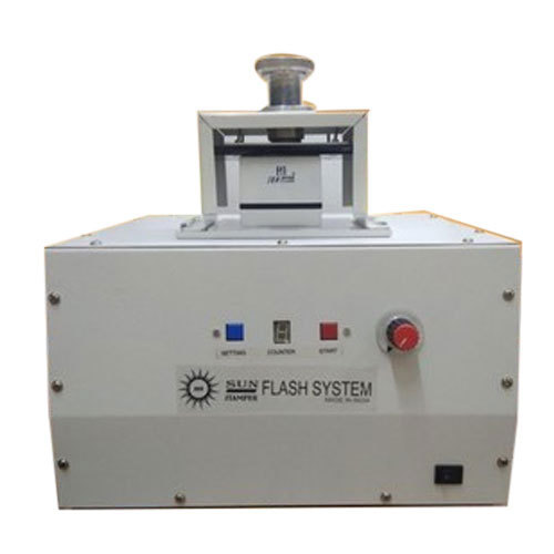 Rubber Stamp Making Automatic Machine, Power: 60 W, Rs ...
