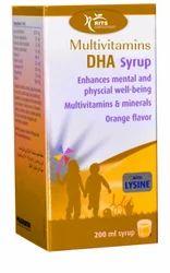 DHA Multivitamins Syrup