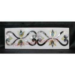 Marble Inlay Tile