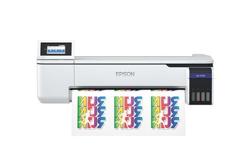 Epson Sc-F530 Dye Sublimation 24\'\'\'\' Tank Plotter