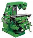 Knee Type Universal Milling Machine