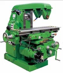 Knee Type Universal Milling Machine