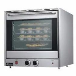 Electric Convection Oven, Capacity: 4 Trays