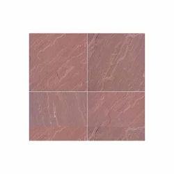 Natural Red Mandana Stone, Usage: Flooring, Wall Tile