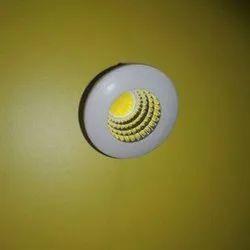 Ceramic Cool White LED Ceiling Spotlight