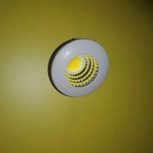 Ceramic Cool White LED Ceiling Spotlight