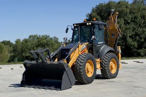 CASE 695ST Backhoe Loader, 110 hp, 8740 kg