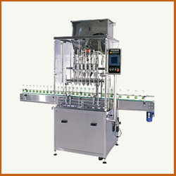 Coconut Oil Filling Machine