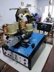 Semi-Automatic Toroidal Winding Machines