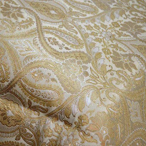 Brocade Fabric Designer Brocade Fabric Manufacturer From Surat